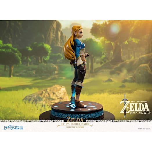 The Legend of Zelda: Breath of the Wild Zelda Figurine (Collector's Edition) image 5