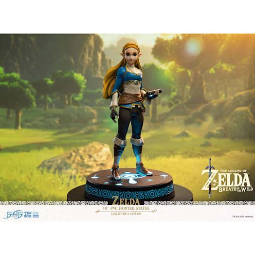 The Legend of Zelda: Breath of the Wild Zelda Figurine (Collector's Edition) image 2
