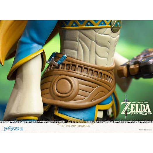 The Legend of Zelda: Breath of the Wild Zelda Figurine (Collector's Edition) image 8