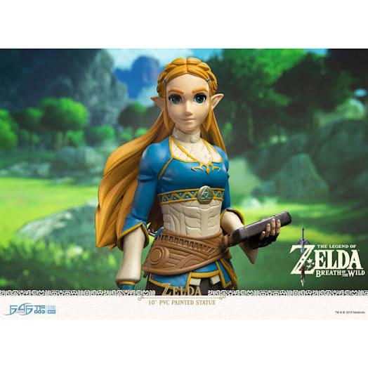 The Legend of Zelda: Breath of the Wild Zelda Figurine (Collector's Edition) image 6
