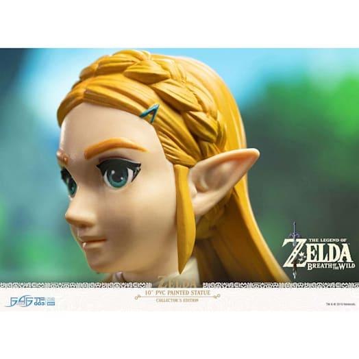 The Legend of Zelda: Breath of the Wild Zelda Figurine (Collector's Edition) image 7