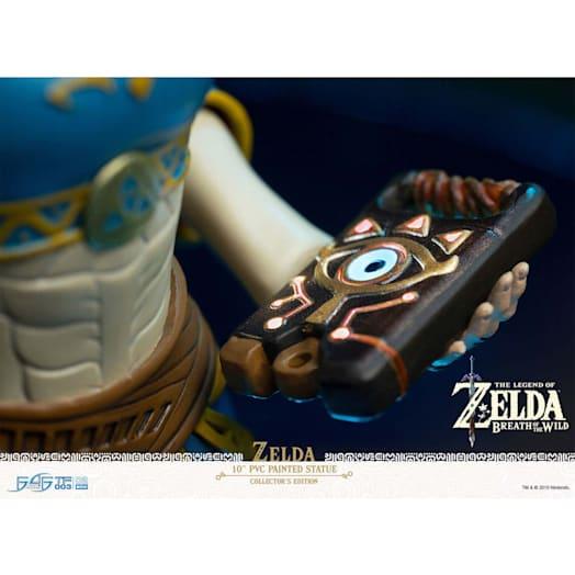 The Legend of Zelda: Breath of the Wild Zelda Figurine (Collector's Edition) image 10