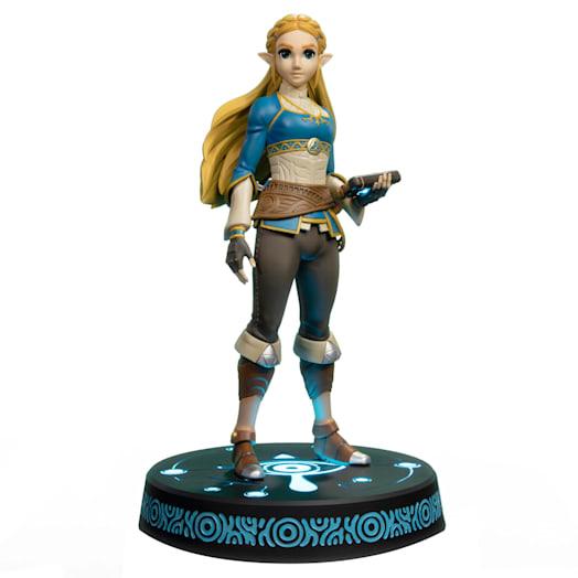 The Legend of Zelda: Breath of the Wild Zelda Figurine (Collector's Edition)