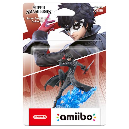 Joker No.83 amiibo (Super Smash Bros. Collection) image 2