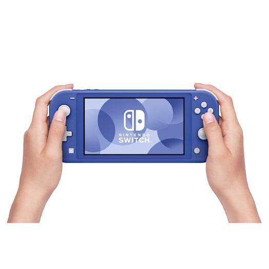 Nintendo Switch Lite (Blue) Mario Kart 8 Deluxe Pack image 6