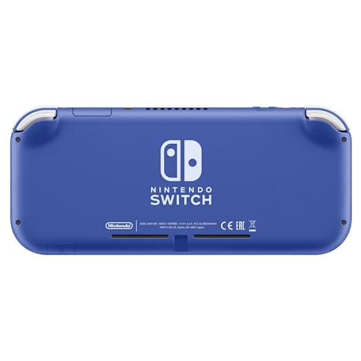 Nintendo Switch Lite (Blue) Mario Kart 8 Deluxe Pack image 4