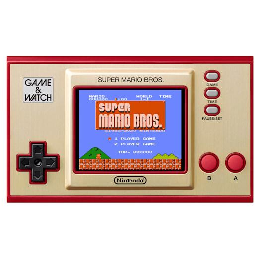 Game & Watch: Super Mario Bros. image 2