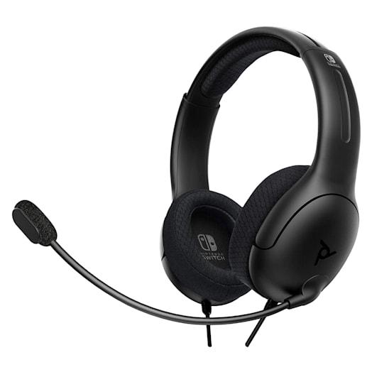 Nintendo Switch Gaming Headphones (Wired) - Black image 1
