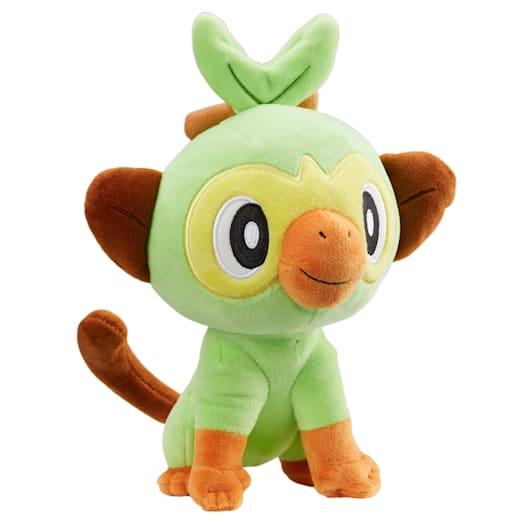 Pokémon Grookey Soft Toy
