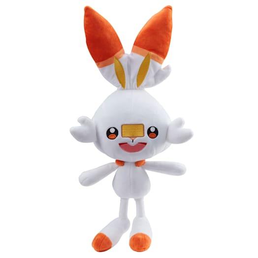 Pokémon Scorbunny Soft Toy