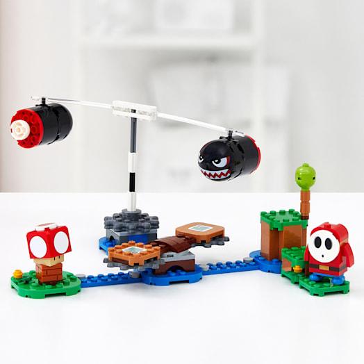 LEGO Super Mario Boomer Bill Barrage Expansion Set (71366) image 5