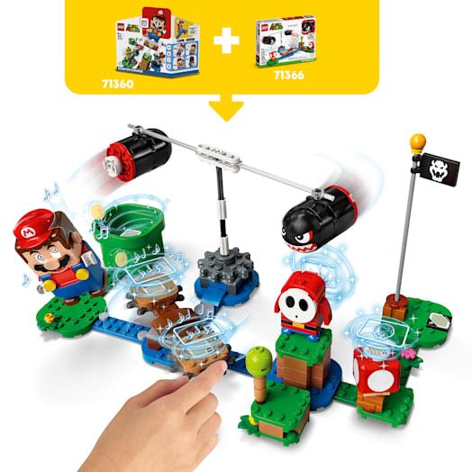 LEGO Super Mario Boomer Bill Barrage Expansion Set (71366) image 6