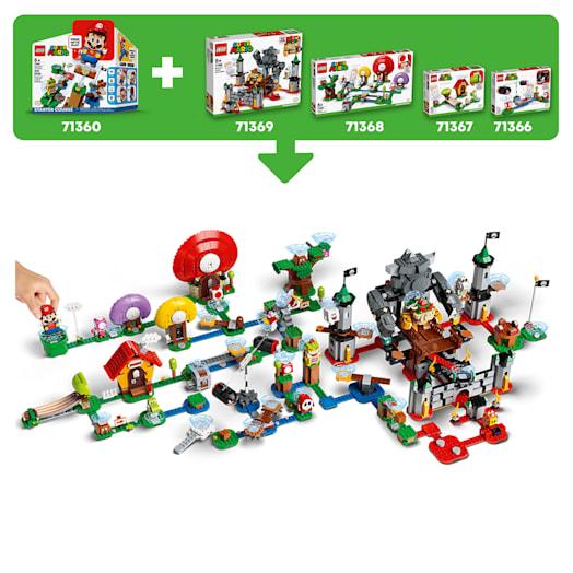 LEGO Super Mario Boomer Bill Barrage Expansion Set (71366) image 7