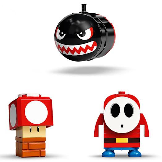LEGO Super Mario Boomer Bill Barrage Expansion Set (71366) image 4