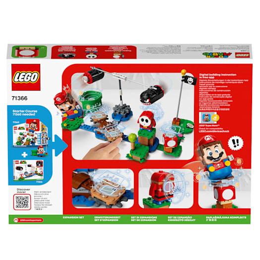LEGO Super Mario Boomer Bill Barrage Expansion Set (71366) image 3