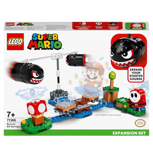 LEGO Super Mario Boomer Bill Barrage Expansion Set (71366) image 2