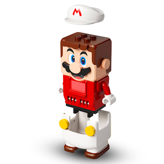 LEGO Super Mario Fire Mario Power-Up Pack (71370) image 4