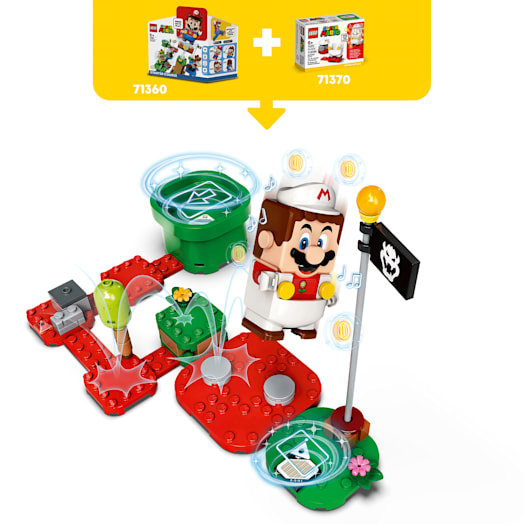 LEGO Super Mario Fire Mario Power-Up Pack (71370) image 5