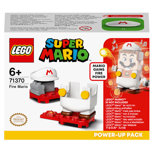 LEGO Super Mario Fire Mario Power-Up Pack (71370) image 2