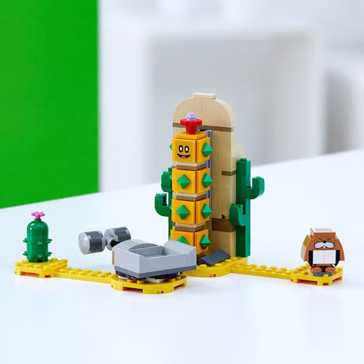 LEGO Super Mario Desert Pokey Expansion Set (71363) image 4