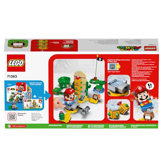 LEGO Super Mario Desert Pokey Expansion Set (71363) image 3