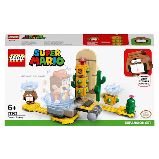 LEGO Super Mario Desert Pokey Expansion Set (71363) image 2