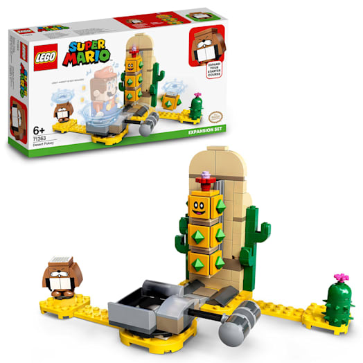 LEGO Super Mario Desert Pokey Expansion Set (71363)