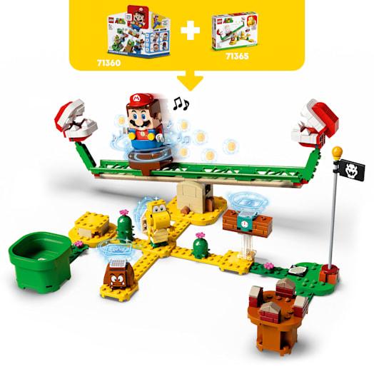 LEGO Super Mario Piranha Plant Power Slide Expansion Set (71365) image 6