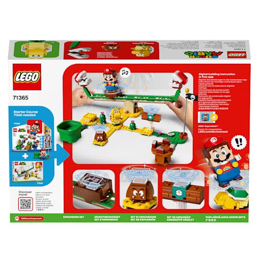 LEGO Super Mario Piranha Plant Power Slide Expansion Set (71365) image 3