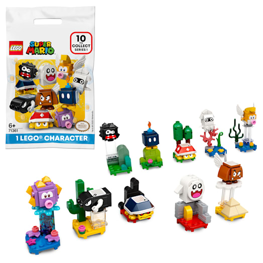 LEGO Super Mario Character Packs – Series 1 (71361)