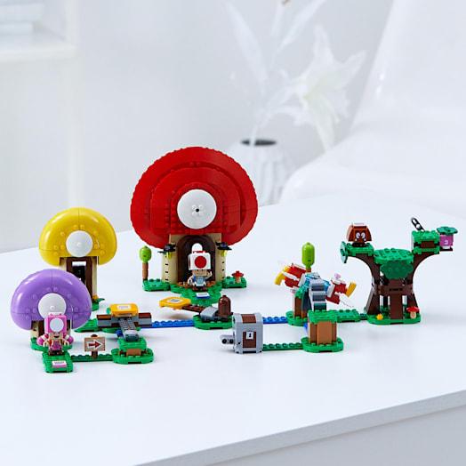 LEGO Super Mario Toad's Treasure Hunt Expansion Set (71368) image 4