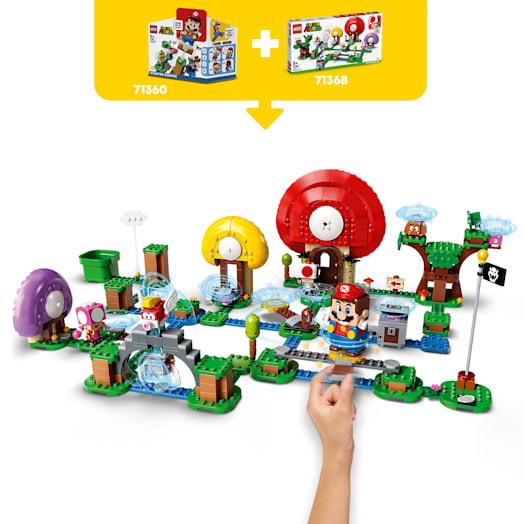 LEGO Super Mario Toad's Treasure Hunt Expansion Set (71368) image 6