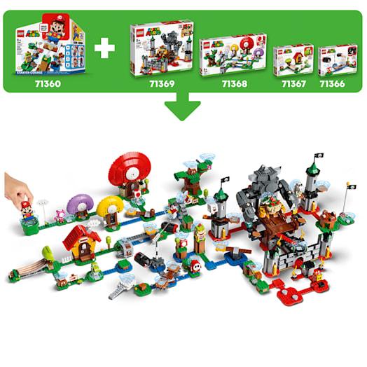 LEGO Super Mario Toad's Treasure Hunt Expansion Set (71368) image 7