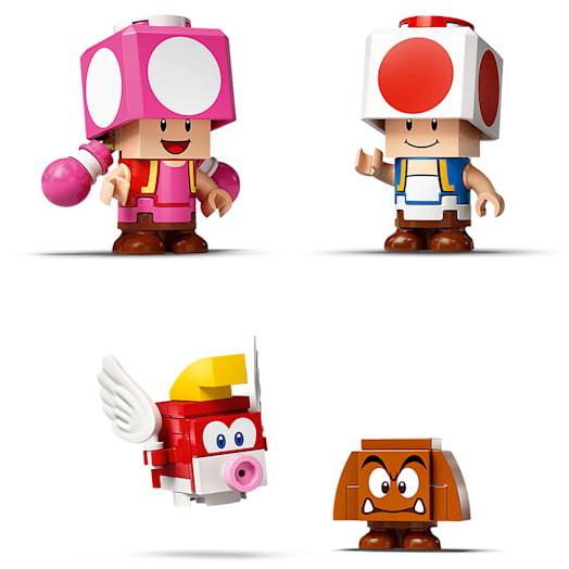 LEGO Super Mario Toad's Treasure Hunt Expansion Set (71368) image 5