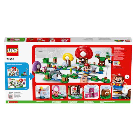 LEGO Super Mario Toad's Treasure Hunt Expansion Set (71368) image 3