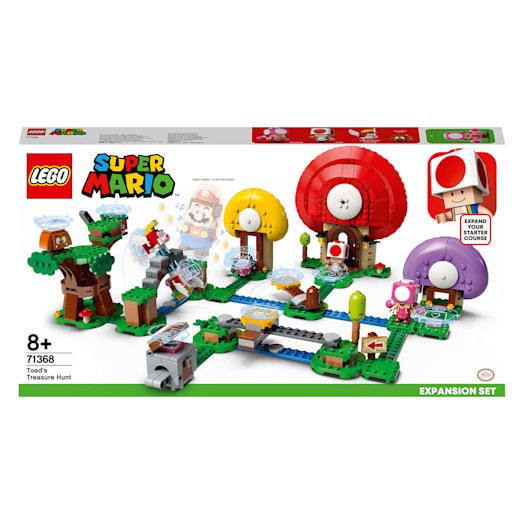 LEGO Super Mario Toad's Treasure Hunt Expansion Set (71368) image 2