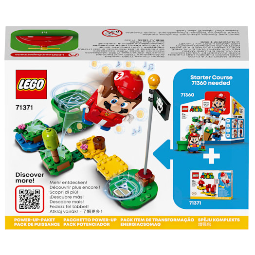 LEGO Super Mario Propeller Mario Power-Up Pack (71371) image 3