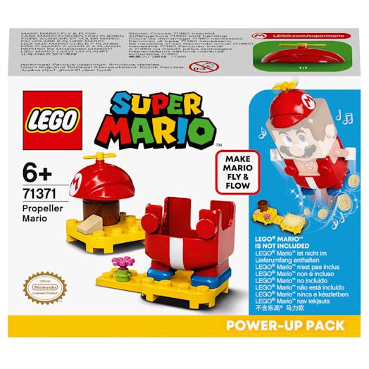 LEGO Super Mario Propeller Mario Power-Up Pack (71371) image 5