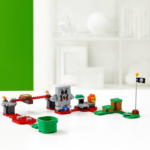 LEGO Super Mario Whomp's Lava Trouble Expansion Set (71364) image 4