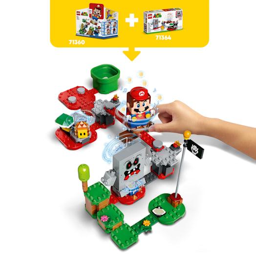 LEGO Super Mario Whomp's Lava Trouble Expansion Set (71364) image 6