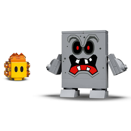 LEGO Super Mario Whomp's Lava Trouble Expansion Set (71364) image 5