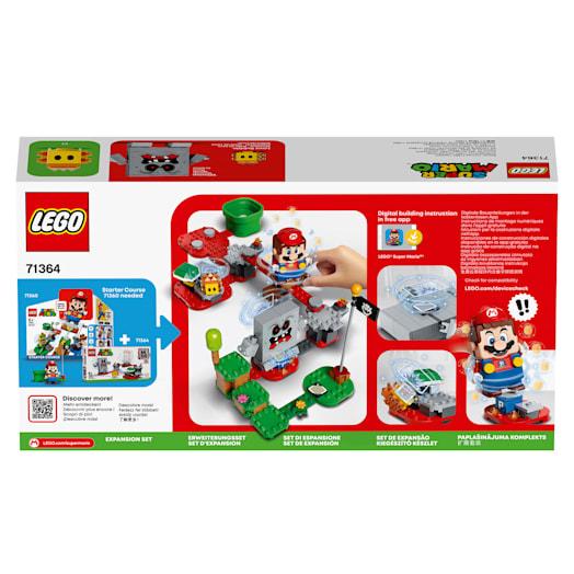LEGO Super Mario Whomp's Lava Trouble Expansion Set (71364) image 3