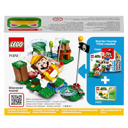 LEGO Super Mario Cat Mario Power-Up Pack (71372) image 3