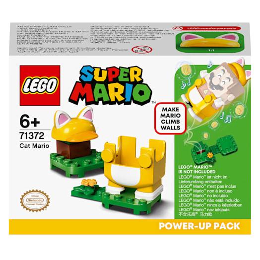 LEGO Super Mario Cat Mario Power-Up Pack (71372) image 2