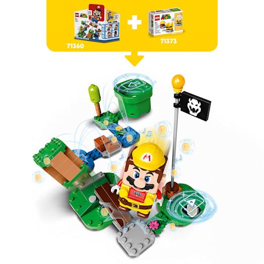 LEGO Super Mario Builder Mario Power-Up Pack (71373) image 5