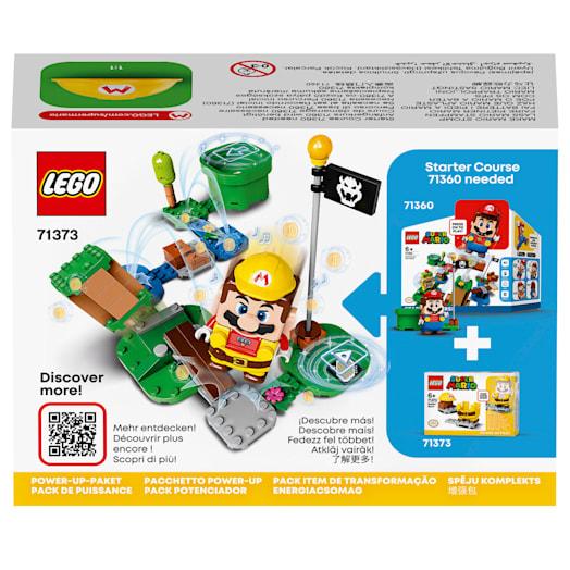 LEGO Super Mario Builder Mario Power-Up Pack (71373) image 3