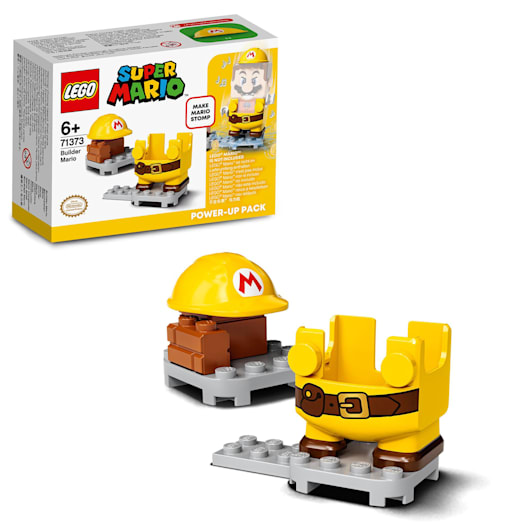 LEGO Super Mario Builder Mario Power-Up Pack (71373)
