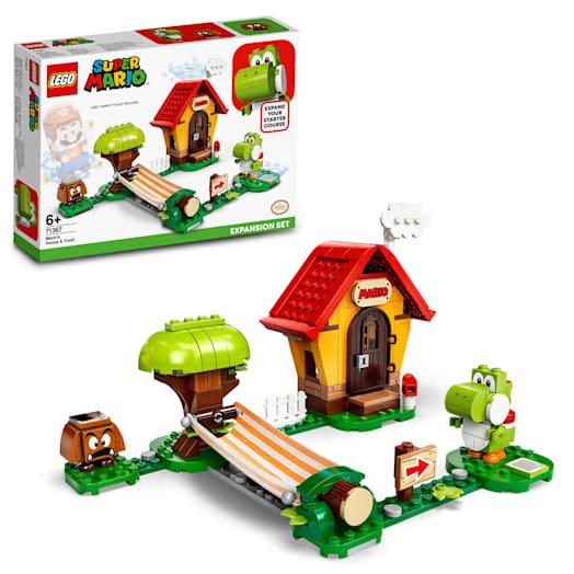 LEGO Super Mario Mario's House & Yoshi Expansion Set (71367)