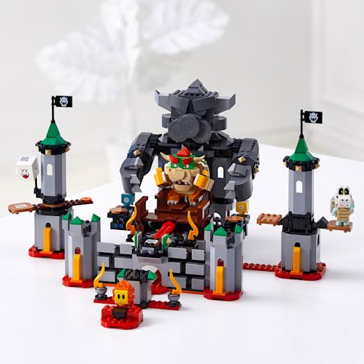 LEGO Super Mario Bowser's Castle Boss Battle Expansion Set (71369) image 4