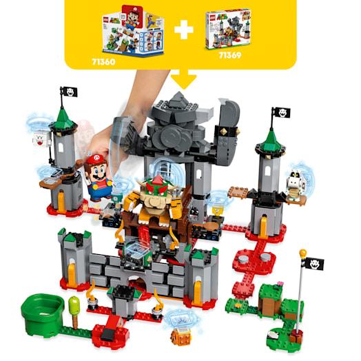 LEGO Super Mario Bowser's Castle Boss Battle Expansion Set (71369) image 6